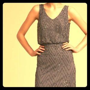 BHLDN Blaise Dress Hydrangea